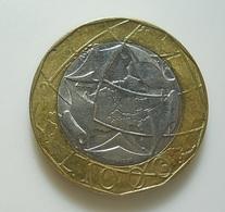 Italy 1000 Lire 1997 - 1946-… : Republic