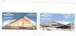 Qatar New Issue 2018, Qatar National Library 2v.complete Set MNH - SKRILL PAYMENT ONLY - Qatar