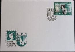 LITAUEN 1999 Mi-Nr. 701 FDC - Lithuania