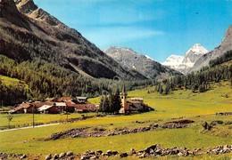 Cartolina Rheme N. Dame Valle D'Aosta Panorama Con Granta Parei 1970 - Unclassified