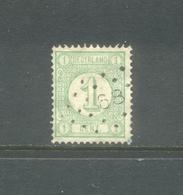 Puntstempel 68 Op Nvph 31 - Periode 1852-1890 (Willem III)