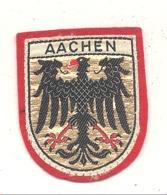 AACHEN - Besticktes Stoffabzeichen - Ecusson En Tissu Brodé (hol) - Stoffabzeichen