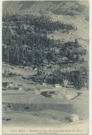 Airolo - Aussicht Auf 2 Festungen 1912 - TI Tessin