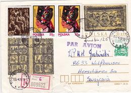 Brief In Die Schweiz (br3881) - 1944-.... République