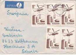 Brief In Die Schweiz (br3882) - 1944-.... Repubblica