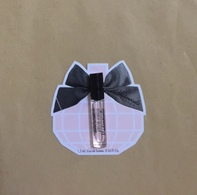 Echantillon Sample Perfume Card MADEMOISELLE EDP 1,5 Ml * AZZARO - Perfume Samples (testers)