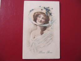 CPA - Illustrateur : Arthur HAWORTH - BONNE ANNEE - E.W. SAVORY - Illustrateurs & Photographes