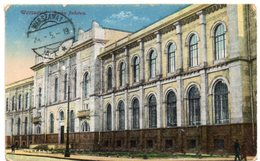 Polska - WARSZAWA - Banka Panstwa - Orient Express - 1919 - Polen