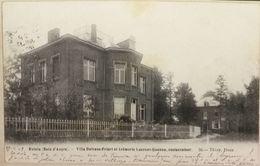 Roisin (Bois D'Angre) Villa Dufrane Friart Et Crèmerie Laurent Quenou (erreur D'impression Quenon) Restaurateur - Honnelles