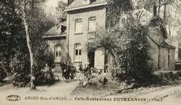 Roisin Bois D'Angre Café Restaurant Dutrannois (Vélos - Bicyclettes) - Honnelles