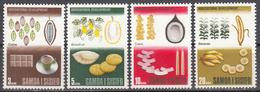 SRI LANKA    SCOTT NO. 283-86   MNH    YEAR  1968 - Samoa