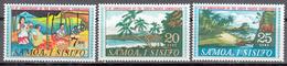 SRI LANKA    SCOTT NO. 287-89   MNH    YEAR  1968 - Samoa