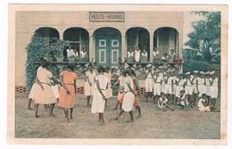 SUR-60   PARIMARIBO : Speeluurtje In Saron, Het Tehuis Voor Creolenkinderen - Surinam