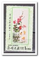 Noord Korea 1998, Postfris MNH, Flowers - Korea (Noord)