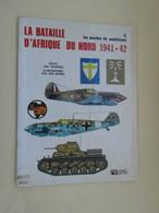 STR14 : REVUE MAQUETTISME MISTER KIT / BATAILLE AFRIQUE DU NORD Ancienne Revue De Biblio , Prix Mini - Magazines