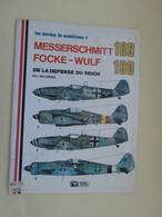 STR14 : REVUE MAQUETTISME MISTER KIT / ME 109 FW 190 DEFENSE DU REICH Ancienne Revue De Biblio , Prix Mini - Magazines