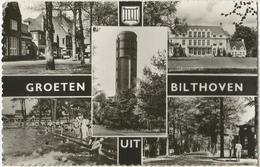 8Eb-855:  GROETEN Uit BILTHOVEN :  1963 - Bilthoven