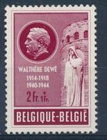 BELGIE - OBP Nr 908  V3 (Luppi-Varibel) - PLAATFOUT - MNH** - Errors (Catalogue Luppi)