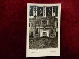 RARE - AUDLEY END ESSEX - FIREPLACE IN THE GREAT HALL - MINISTRY OF WORKS - R14940 - England