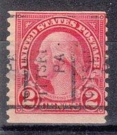 USA Precancel Vorausentwertung Preo, Locals Pennsylvania, Pittsburgh 599-163, Stamp Thin - Vereinigte Staaten