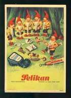 Buvard PELIKAN Num. 1924 R. Encre, Gnomes (Ref. 99696) - Blotters
