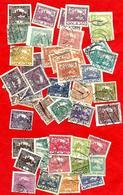 3074  --  TCHECOSLOVAQUIE  1918-20  --  N°  Entre  1 & 40  Oblitérés - Lots & Serien