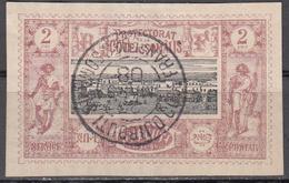 SOMALI COAST    SCOTT NO. 7   USED   YEAR  1894 - Sin Clasificación