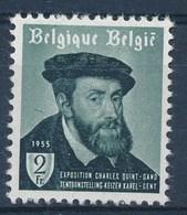 BELGIE - OBP Nr 965  V1 (Luppi-Varibel) - PLAATFOUT - MNH** - Variétés Et Curiosités