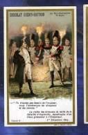 CHROMO GUERIN-BOUTRON Histoire 1805 Bivouacs AUSTERLITZ NAPOLEON BONAPARTE Minot - Guérin-Boutron