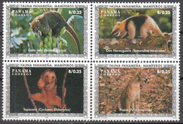 PANAMA     SCOTT NO. 825    MNH    YEAR  1996 - Panama