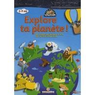 EXPLORE TA PLANETE -  PC/MAC - Electronic Games