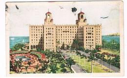 CUBA-28   HAVANA : Hotel Nacional De Cuba - Cuba