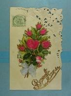 Fleurs Ajoutis Ajourée - Autres