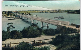 AUS-297    SYDNEY : Drummoyne Bridge - Sydney