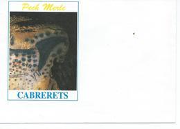 Enveloppe Neuve Avec Publicité Grotte De Pech Merle Cabreret Plus Photos Sites Touristiques - Autres
