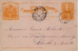 Entier Postal 1900 Haiti - Haiti