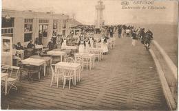 8Eb-849:  Ostende Extrémité De L' Estacde - Oostende