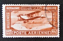 ROYAUME - LIGNE LE CAIRE-BAGDAD 1926/29 - OBLITERE - YT PA 2 - MI 152 - Egypt