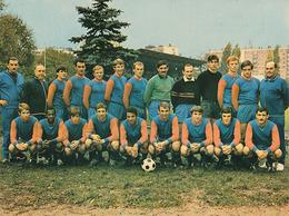 MALAKOFF - U. S. M. MALAKOFF - CHAMPIONNAT DE FRANCE AMATEUR - GROUPE NORD - SAISON 1967/1968 (EQUIPE DE FOOTBALL) - Malakoff