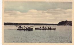 VIRELLES : Lac - Embarcations à Moteur - Zonder Classificatie