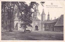MONCEAU-SUR-SAMBRE : L'ancien Corps De Garde Du Château - Belgique