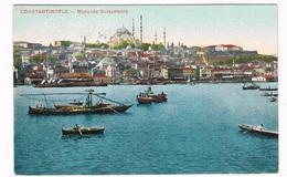 ASIA-1363   CONSTANTINOPEL : Mosquee Suleymanie - Turkey