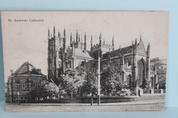 CATHEDRALE  SAINT  ANDREWS        1910 - Sydney
