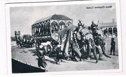 ASIA-1366   REWA ELEPHANT COACH - Sri Lanka (Ceylon)