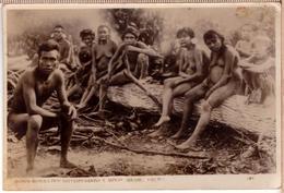 BRAZIL Indios Botocudos Est Esp Santo E Minas, Grupo - Belize