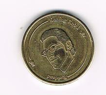 &  KONING ROB I Van ROBLAND 1 ROBBIE 2006 - Elongated Coins