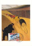 D33622 CARTE MAXIMUM CARD FD 1996 NETHERLANDS - TOUR DE FRANCE START 's-HERTOGENBOSCH CYCLING CP ORIGINAL - Cycling