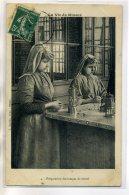 62 LA VIE Du MINEUR 4 - Femmes Préparation Des Lampes De Sureté  1909  - J Quentin éditeur 1910 /D13-2018 - France