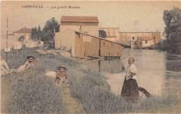 54 - MEURTHE ET MOSELLE / Lunéville - 543947 - Les Grands Moulins - Beau Cliché Colorisé - Luneville