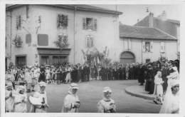 54 - MEURTHE ET MOSELLE / Lunéville - 543960 - Carte Photo - Cérémonie - Luneville